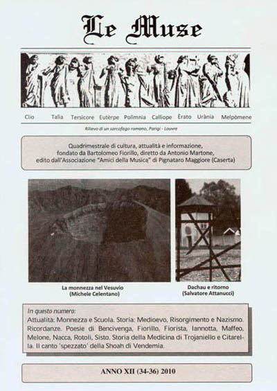 Articoli del Presidente Citarella e del Socio Prof. Trojaniello