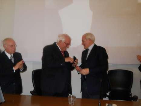 """Cerimonia di Conferimento del Premio """" Ferdinando Palasciano """" – 2011"""
