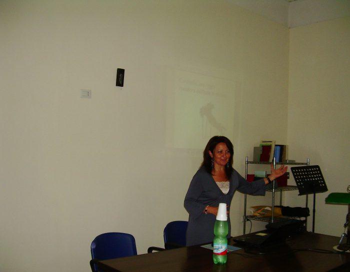 Conferenza della Prof.ssa VERDILE: Carditello, metafora di un' Italia in declino