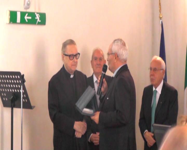 """Cerimonia di Conferimento Premio Nazionale """" Ferdinando Palasciano """" anno 2014"""