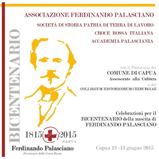 Commemorazione Bicentenario nascita Ferdinando Palasciano