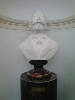 Inaugurazione busto F. Palasciano