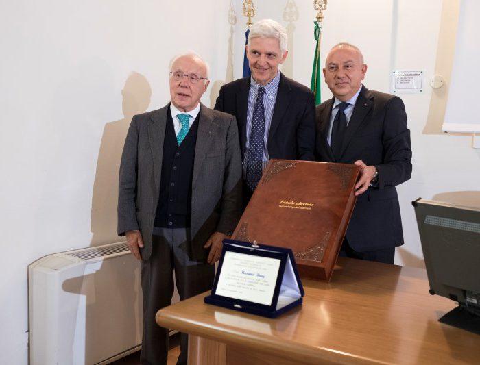 """Cerimonia di Conferimento Premio Nazionale """" Ferdinando PALASCIANO """" – anno 2016 –"""