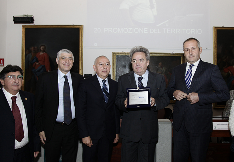 Cerimonia di conferimento del Premio Nazionale F.Palasciano – 2018